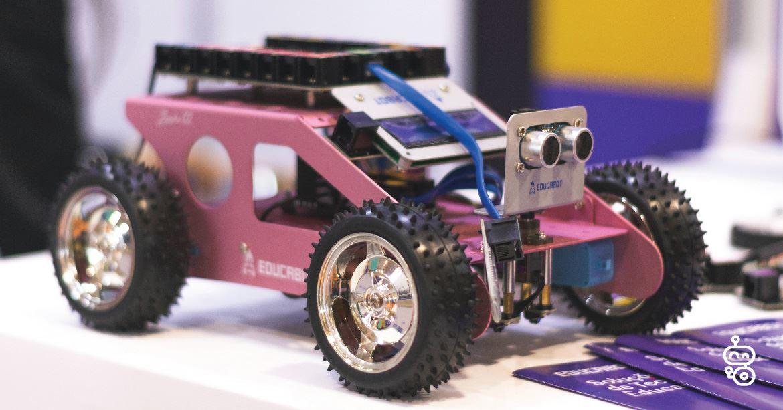 Robotics Opening - The Robotic Car