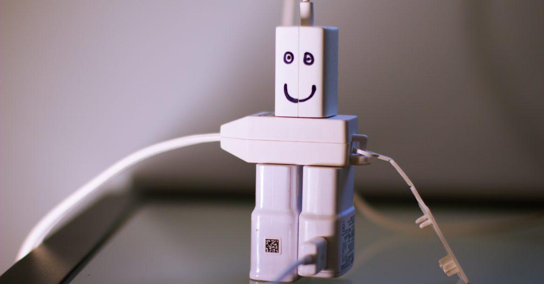 weird robot