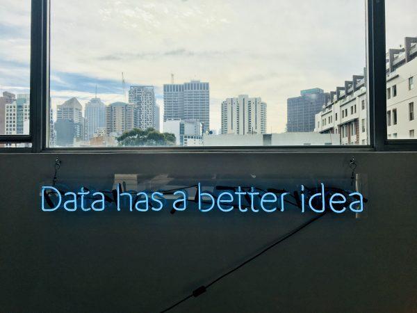 Data signage