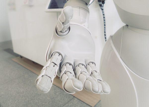 Robot's hand