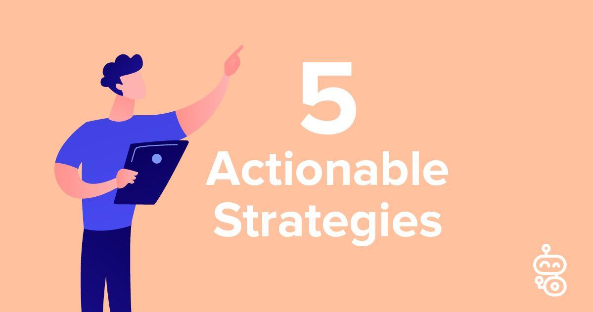 5 actionable strategies for social media branding
