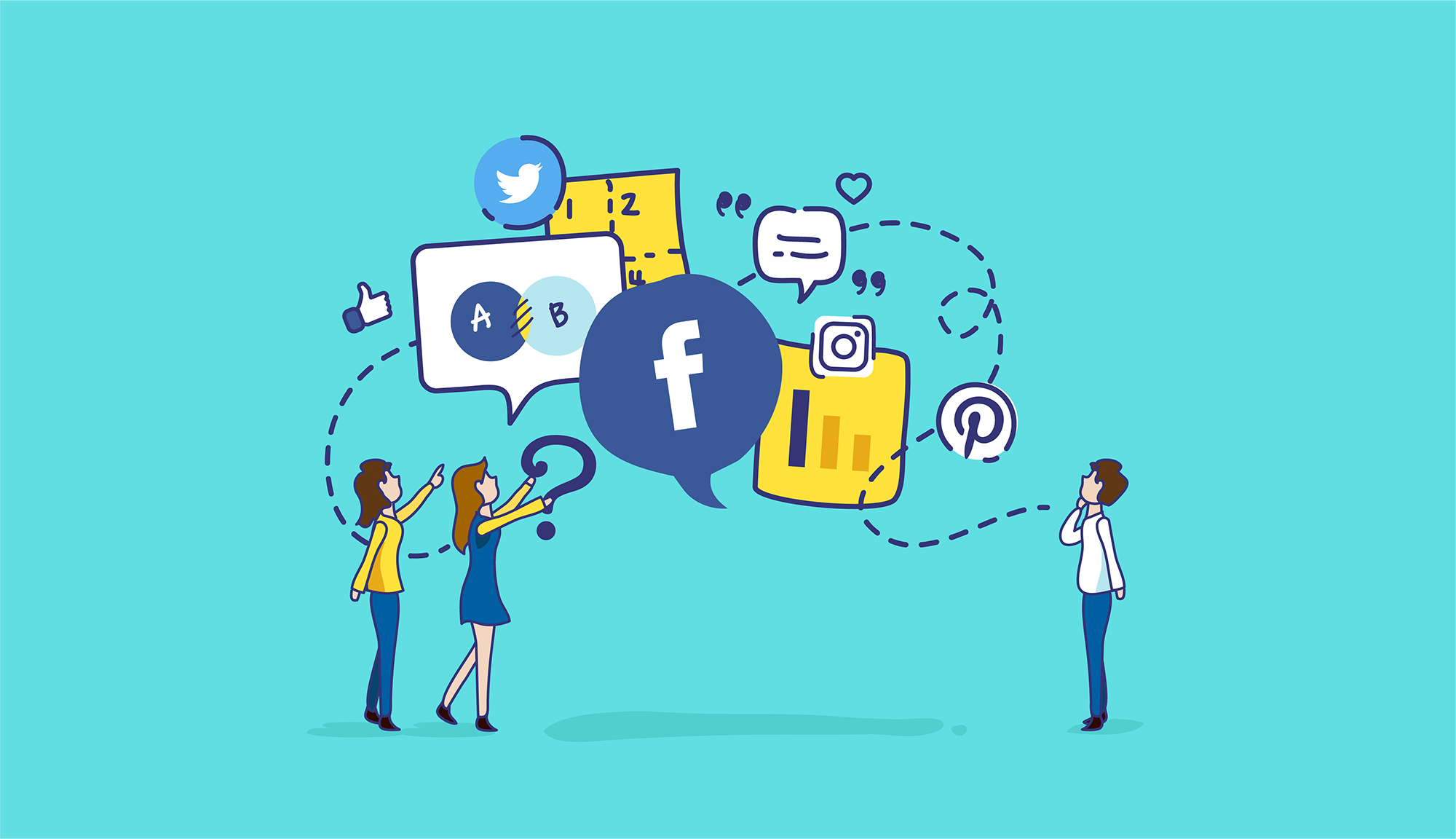 13 Smart Tips To Supercharge Your Social Media Marketing Strategy - Robotic  Marketer