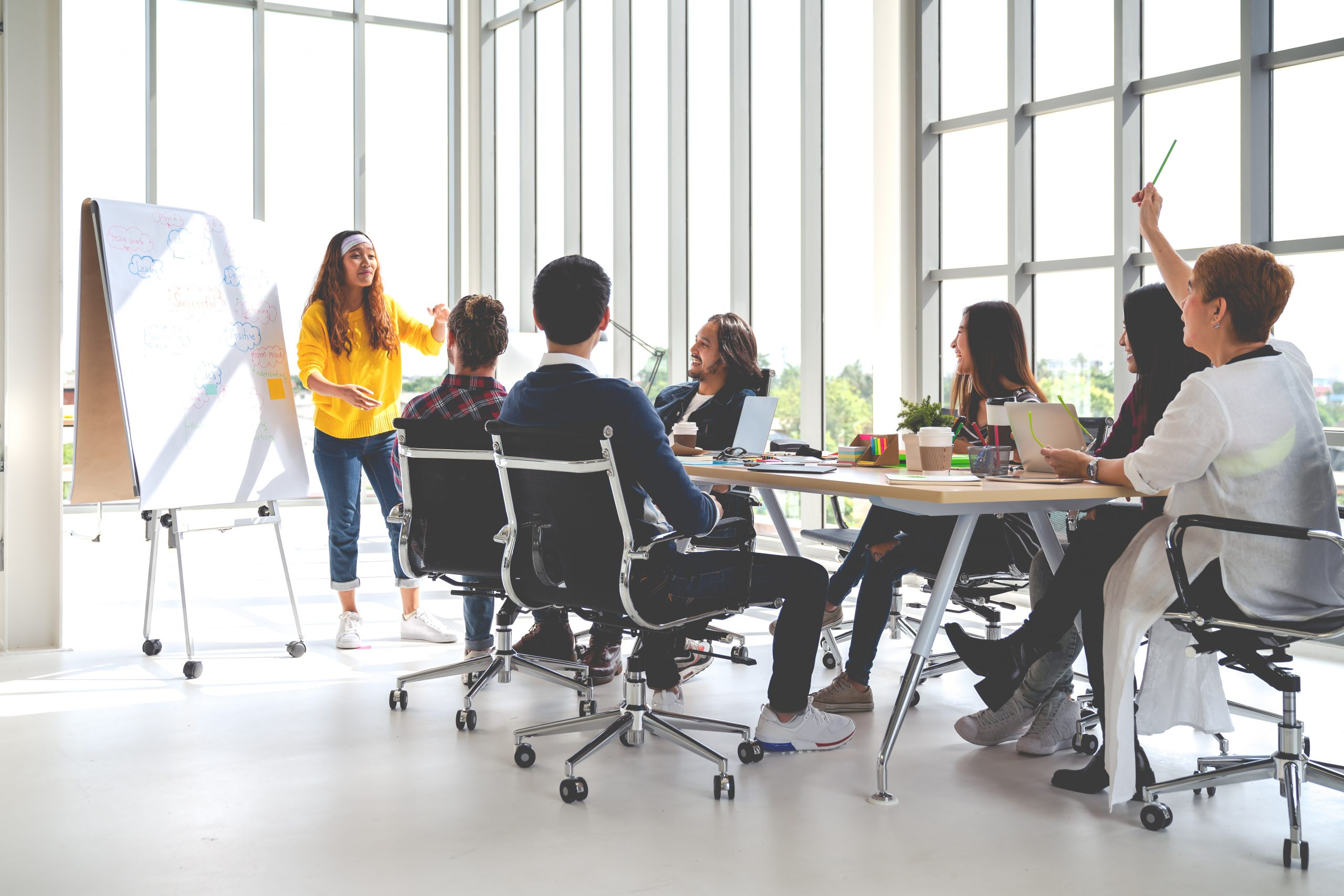 How to host an effective marketing strategy workshop